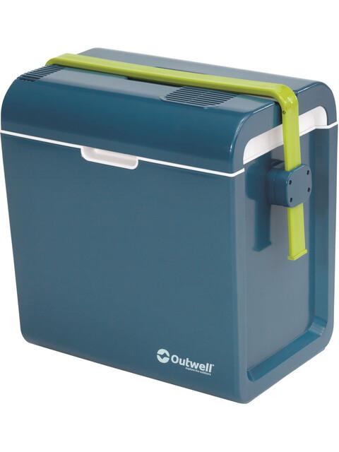 Outwell ECOcool - Glacière - 24l 12V/230V vert/bleu
